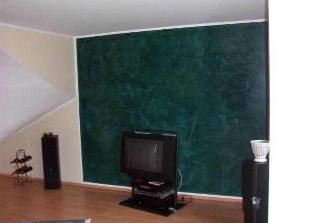 + · Wandgestaltung Arte Lasur + · Malerarbeiten Von H U0026 M MAlerwerkstätten